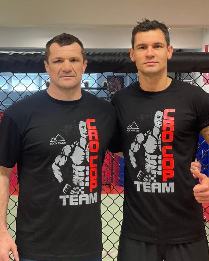 Dejan Lovren&Mirko Filipović