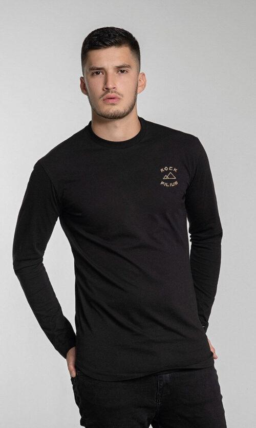 MEN Logo Sleeve T-Shirt Logo