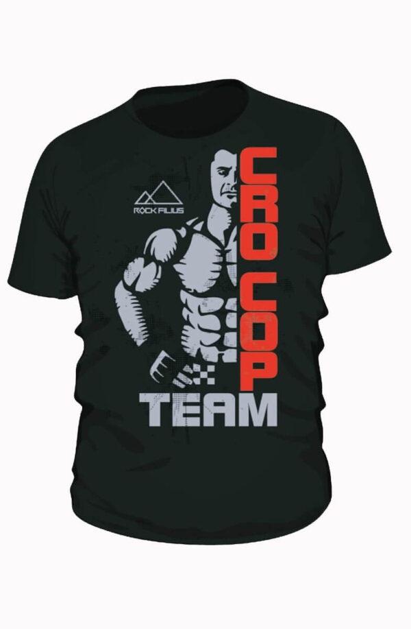 MEN Pre-order Limited Edition Cro Cop Team T-Shirt