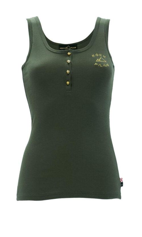 WOMEN RF W Undershirt Olive Green