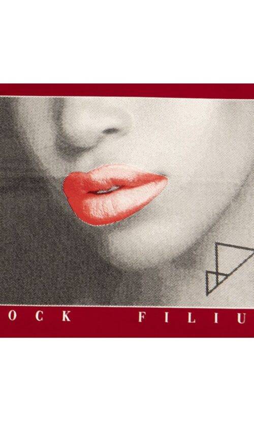 RF Lips Red