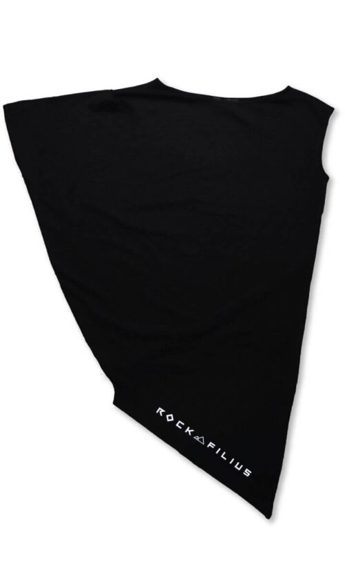 WOMEN Dress Logo Black